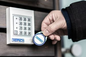 Zutrittskontrollsystem von Dietrich Sicherheitstechnik